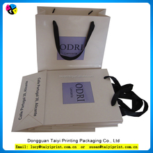 Customized printed manufacturer guangzhou discount paper bags