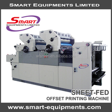 560 2 Color Double Side Digital Offset Printing Press