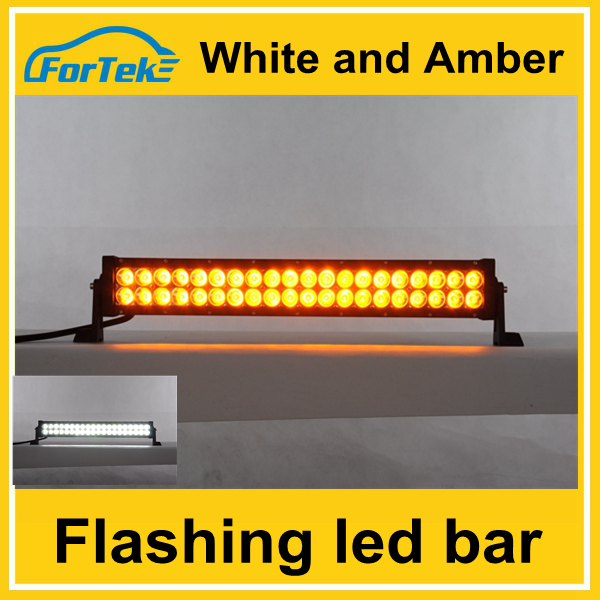 12 volt amber led offroad light bar