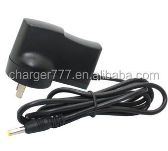 HOT 12v 1a interchangeable power adapter charger