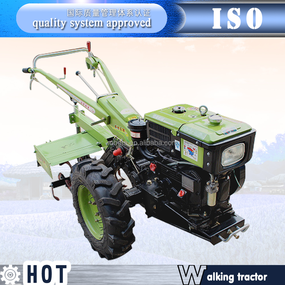 7-22hp electric lawn tractor mini front end loader
