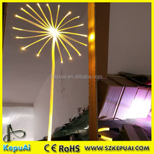 Side Glow Fibre Optic Cable Lighting with low price made in China