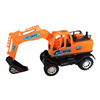 Hand Operate Excavator Toy Truck Kids