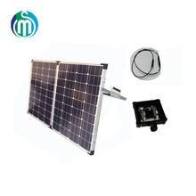 Factory Direct Supply 120W Foldable Solar Panel power produced by solar panels looking for solar panel to buy