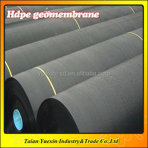 High Density Polyethylene (HDPE)Geomembrane
