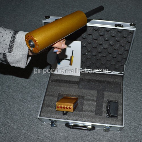 Pinpoint Underground Gold Detector Long Range Gold Diamond Detector AKS 3D Metal Detector
