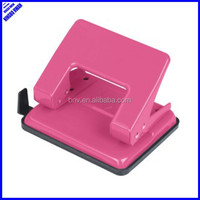 Office A4 stationery paper hole hand punch