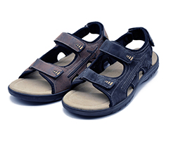 Best quality fashionable new styles mens sport sandals