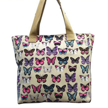 Online Shopping Hot sale 6pcs set canvas handbag bag in bag for women china wholesale for Lady