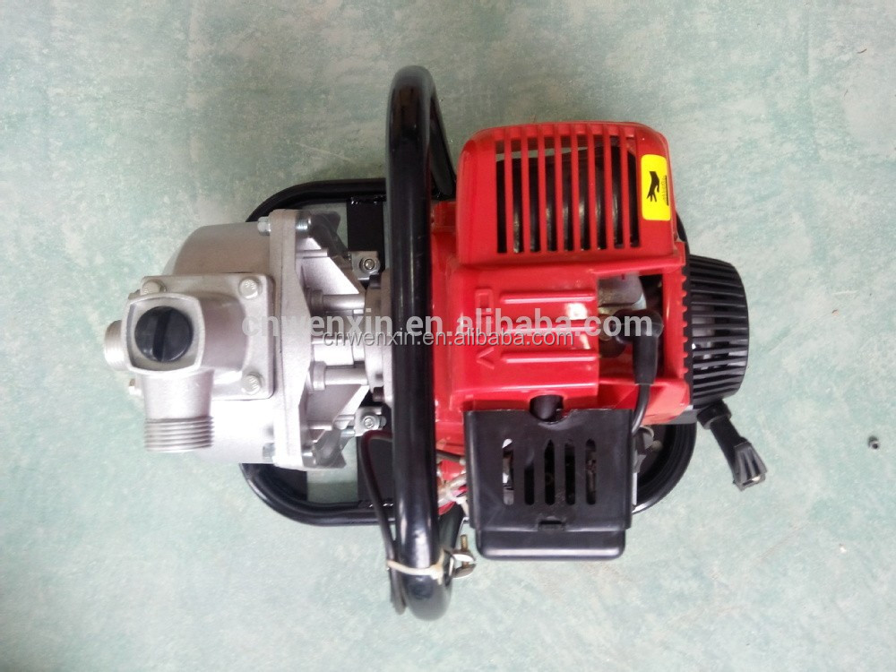 china hot sales min 1 inch single-cylinder 2 stroke water pump price WP10E