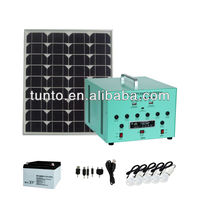 2013 New! 50W cheap Portable solar generators