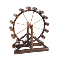 Bamboo/Wooden Handicraft Sky Wheel Bamboo Ferris Wheel