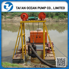 Health Products Submersible Sand Dredger Ships For Sale