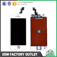 original for iphone 5s lcd panel, mobile phone accessories for iphone 5s lcd touch screen digitizer