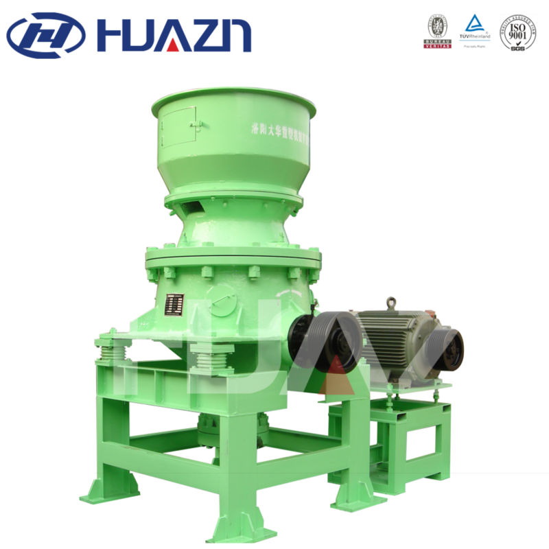 Crushing Machine GPY series Cone crusher, rock crushing plant