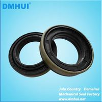 ptfe lip rotary shaft oil seal silicone NBR Rubber PU plastic machine oil seal