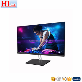 22 inch HD slim frameless led monitor
