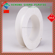 OEM plastic products, plastic circle and cleaning abs plastic