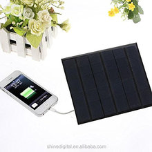 china suppliers low price 3.5 W portable solar panel mini solar panel 6v