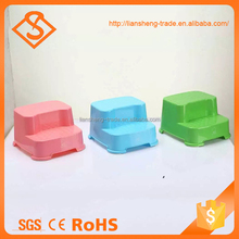 High quality multi function step stool plastic safety baby bath chair