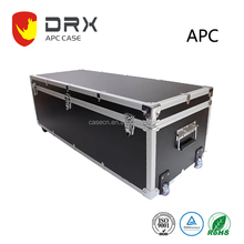 Custom Size Aluminum Carrying Flight Case with Wheels