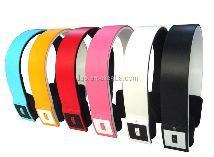 2014 New stylish mobile cellphone bluetooth headset, bluetooth headphone, wireless headphone