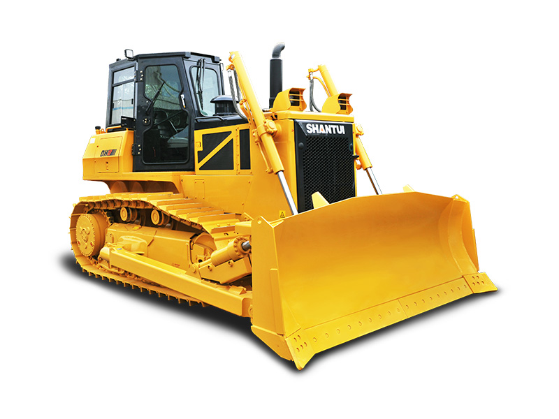 High Quality Low Price DH17 SHANTUI Hydraulic Mini Bulldozer For Sale