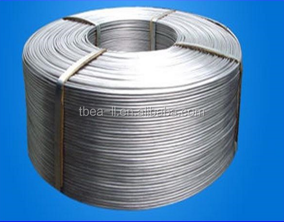 9.5 mm Aluminium Wire Rod