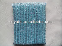 new designed cellulose steel sponge for Christmas