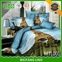 Korean style new pretty lovely cute China bright color quilted sequin comforter set