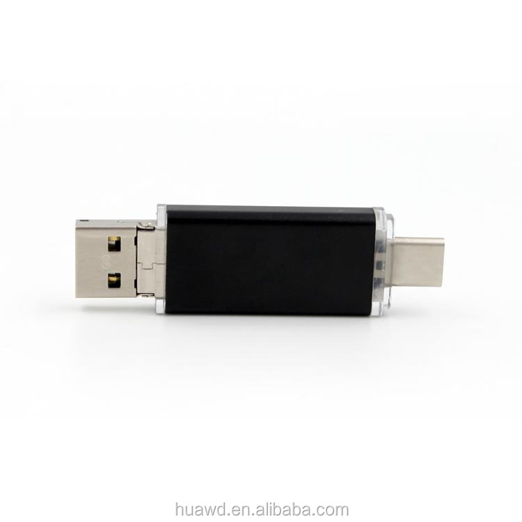 OTG typec usb flash drive USB pendrives 3.1 32gb 64gb 128gb