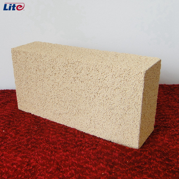 lightweight heat insulation vermiculite fire brick for pizza oven