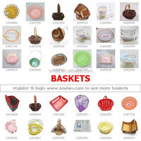 HANGING BASKETS WHOLESALE UK : One Stop Sourcing from China : Yiwu Market for Storage Basket