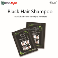 Noni Best Herbal Quick Black Shampoo, Fast Black Hair Shampoo