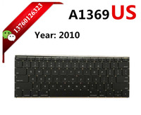 "NEW US Version 2010 Year keyboard For Macbook Air 13"" A1466 A1369 replacement keyboard A1369 keyboard"