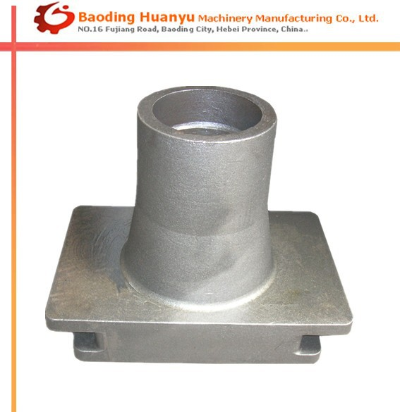 GG20/GG25 Ductile Iron Casting Shaft Sleeve