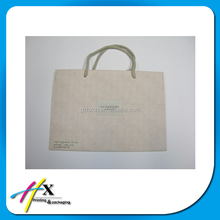 Superior Quality Handle Paper Shopping Bag Guangzhou Manufacturer