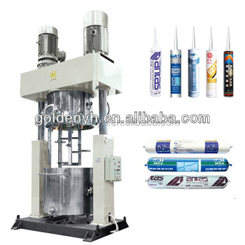 DLH-1100L silicone sealant making machine