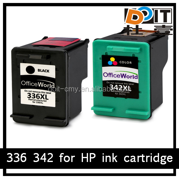 for HP PSC 1510 printer ink cartridge 336 342