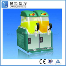 Two Jars Bar Equipment Ice Slusher Snowmelt Machine