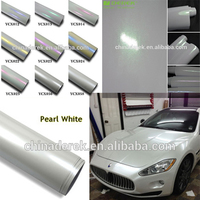 PVC Material And Body Stickers Use