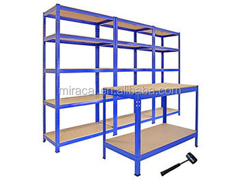 adjustable metal shelf storage shelf wholesale, garage warehouse storage shelf