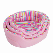 Creative Design Luxury Pet Dog Beds Pink