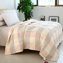 2017 home textile quilting warm winter hotel quilting polyester quilt