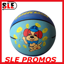 Wholesale outdoor team balls rubber game basketballs