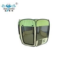 Easilly Foldable Portable Doggie Play Pen 8 Panel Pet Playpens