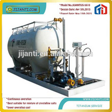 Cooking gas mobile lpg filling station and gas plant