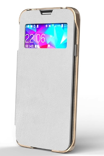 Battery Charger filp cover For Samsung Galaxy S5 3500mah external backup battery charger case for samsung galaxy s5 battery case