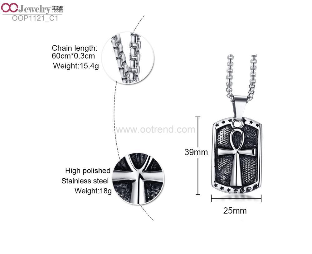 Unique plastic pendant for wholesales