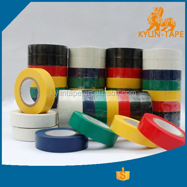 Superior and Cheap PVC Insulation Adhesive Packing Tapes